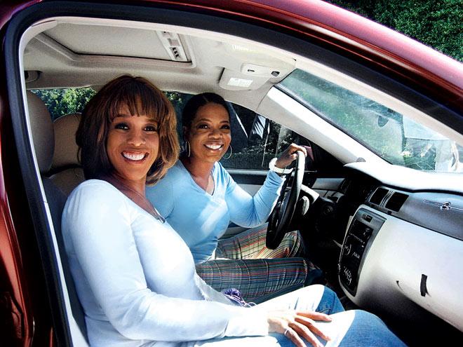 THELMA & PUH-LEAZE  photo | Gayle King, Oprah Winfrey