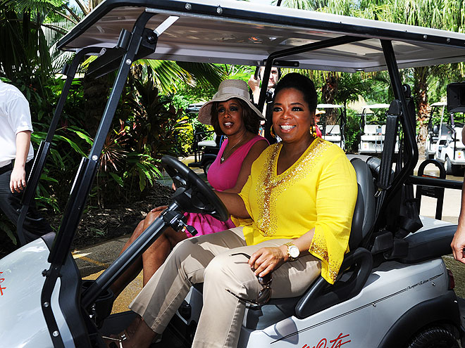 DOWN UNDER  photo | Gayle King, Oprah Winfrey