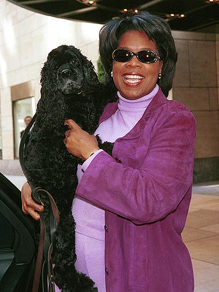 SOPHIE photo | Oprah Winfrey