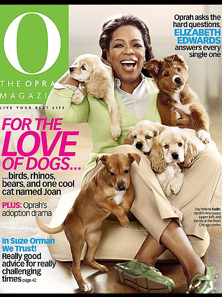 SADIE photo | Oprah Winfrey