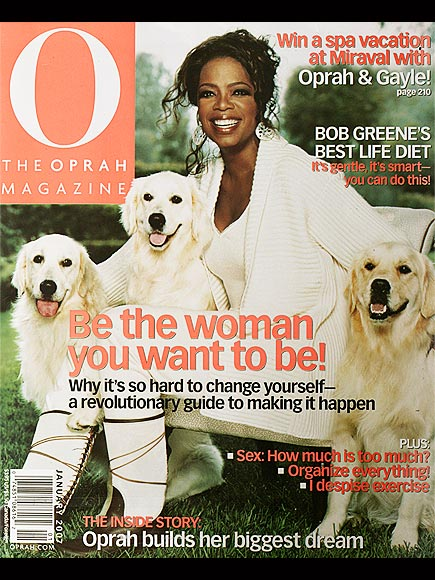 LUKE, LAYLA & GRACIE photo | Oprah Winfrey