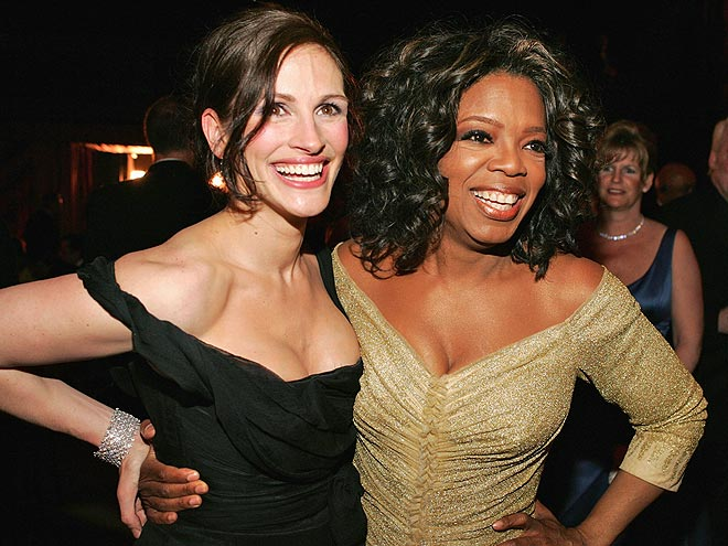 HER HOLLYWOOD BFF: JULIA ROBERTS 