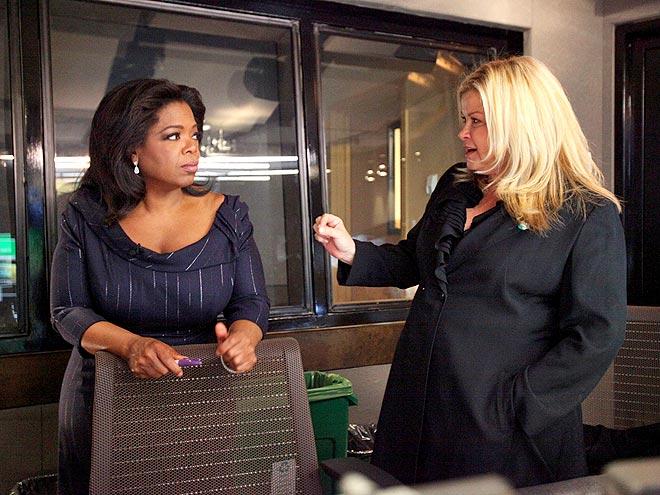 HER EXECUTIVE PRODUCER: SHERI SALATA  photo | Oprah Winfrey