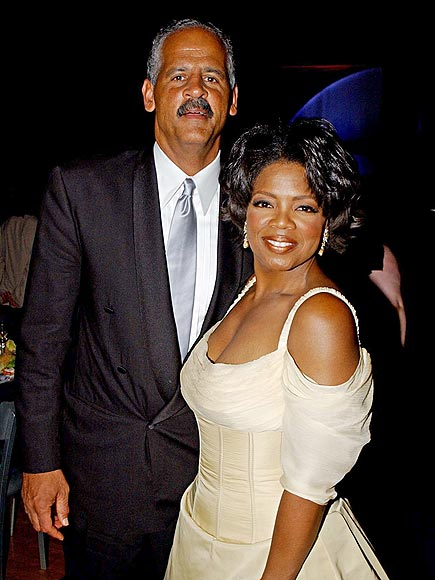 HER MAN: STEDMAN GRAHAM