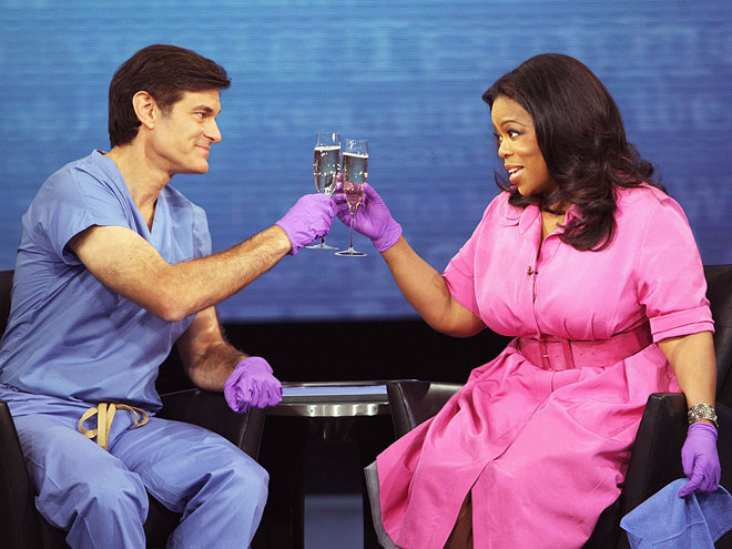 Dr. MEHMET OZ