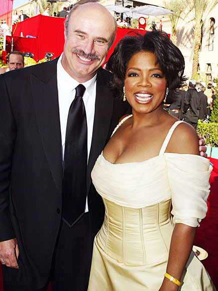DR. PHIL MCGRAW