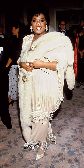 1986 photo | Oprah Winfrey