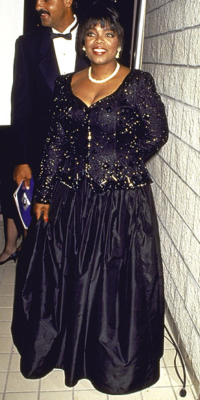1990 photo | Oprah Winfrey