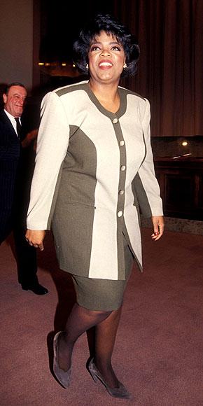 1991 photo | Oprah Winfrey