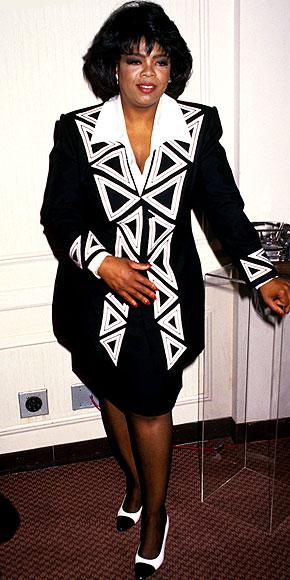 1992 photo | Oprah Winfrey