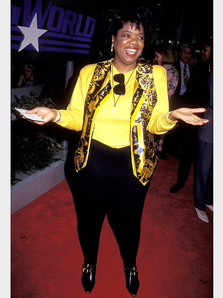 1993 photo | Oprah Winfrey