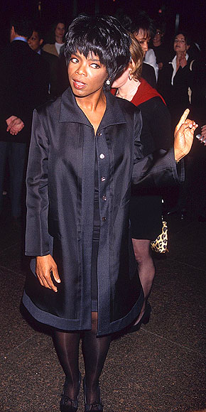 1997 photo | Oprah Winfrey