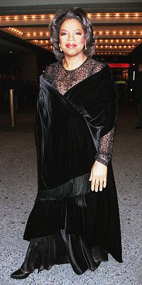 1999 photo | Oprah Winfrey
