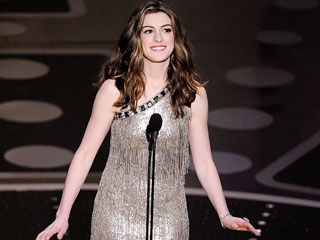 Anne Hathaway&#39;s 7 Oscars Changes | Anne Hathaway