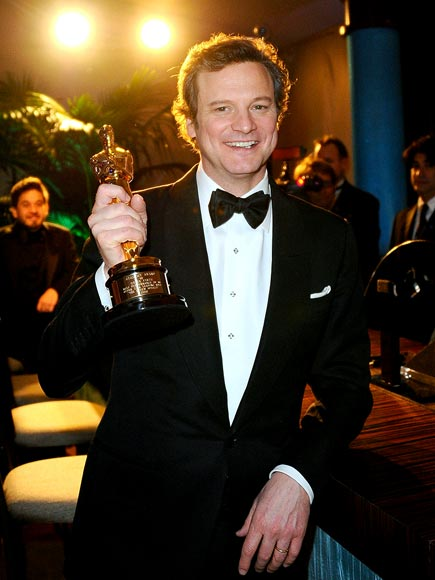 COLIN'S CORONATION photo | Colin Firth