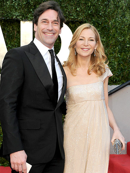 AT THE READY photo | Jennifer Westfeldt, Jon Hamm