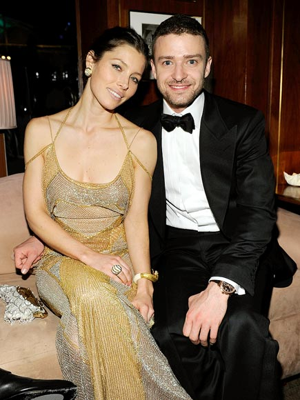 GOLDEN MOMENT photo | Jessica Biel, Justin Timberlake