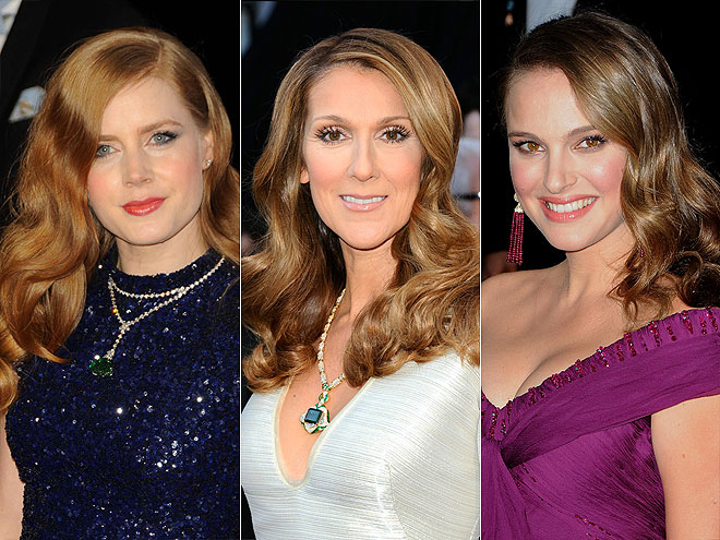 VERONICA LAKE WAVES photo | Amy Adams, Celine Dion, Natalie Portman