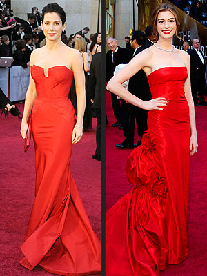 2011 Oscars&#39; Hottest Trends