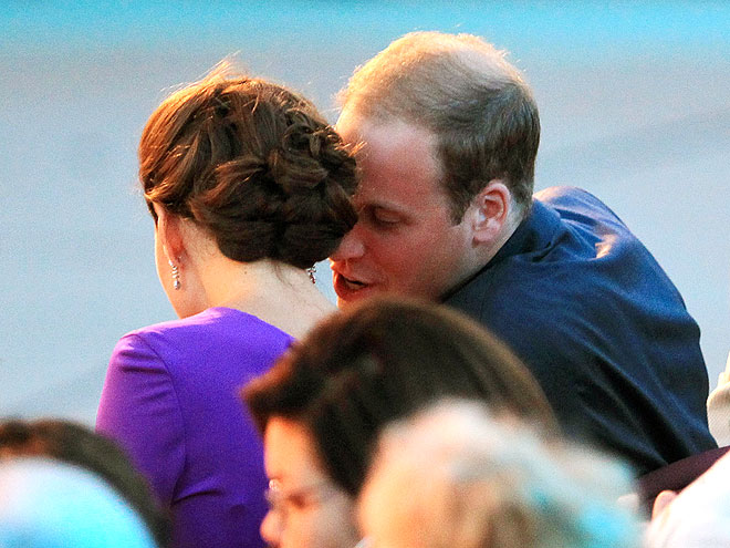 WHISPER IN THE NIGHT  photo | Kate Middleton, Prince William