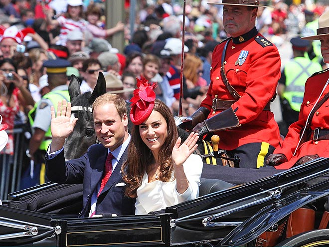 DÉJÀ VU!   photo | Kate Middleton, Prince William
