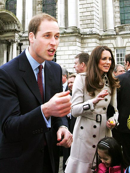 MEET & GREET    photo | Kate Middleton, Prince William
