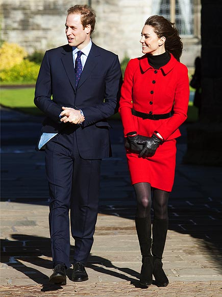 SCHOOL TIES    photo | Kate Middleton, Prince William