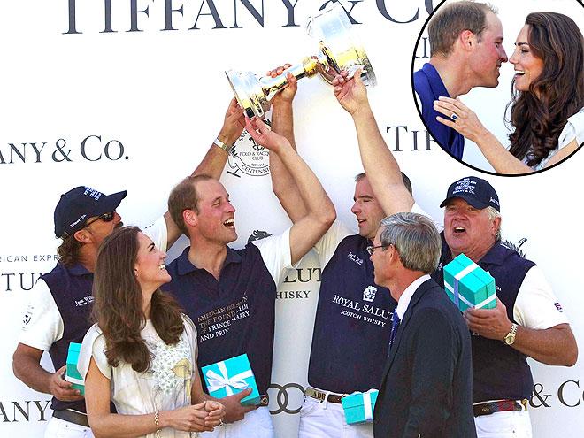 BIG WIN  photo | Kate Middleton, Prince William