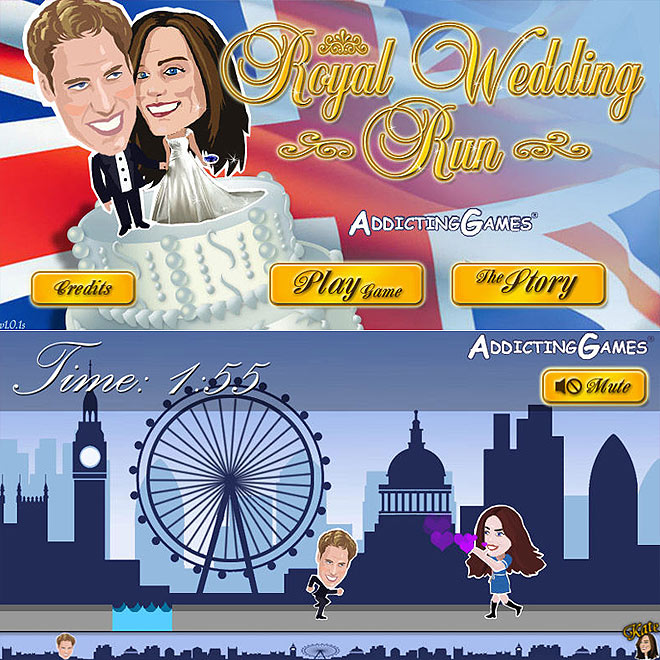ONLINE WEDDING GAME