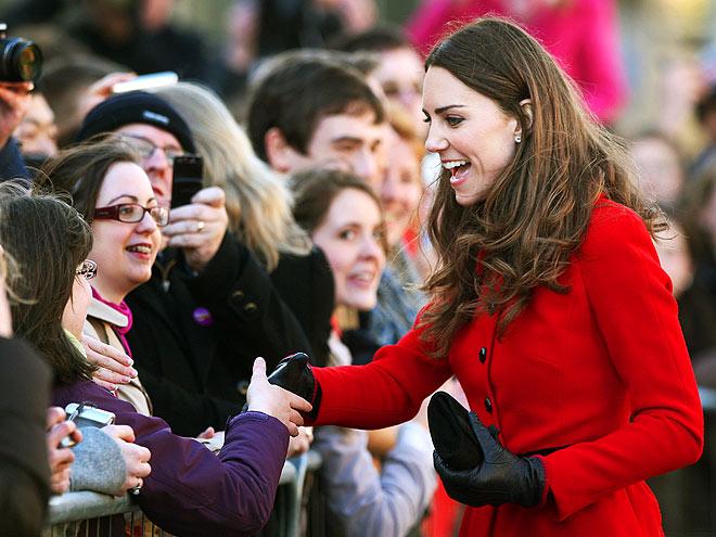 RED, SET, GO!  photo | Kate Middleton, Prince William