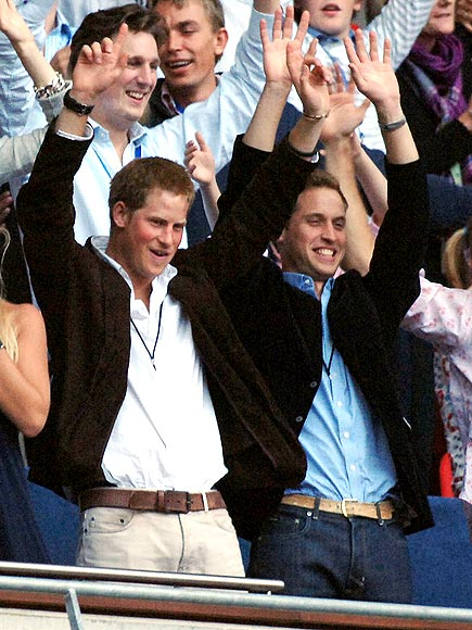 5. HE'S A GREAT BROTHER