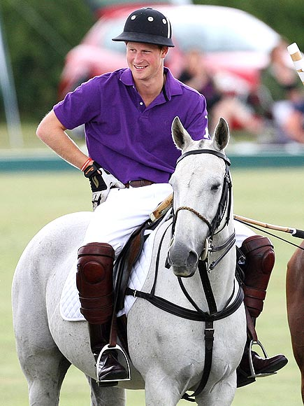 1. HE'S A GOOD SPORT