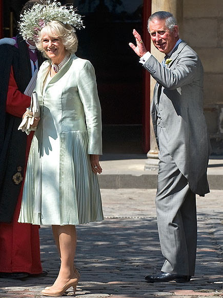 DOUBLE HAPPINESS  photo | Camilla Parker Bowles, Prince Charles