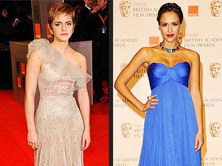 Best Dressed at the 2011 BAFTAs! | Emma Watson