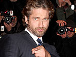Stars Toast Hollywood from Coast to Coast | Gerard Butler