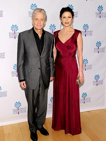 STANDING TALL photo | Catherine Zeta-Jones, Michael Douglas