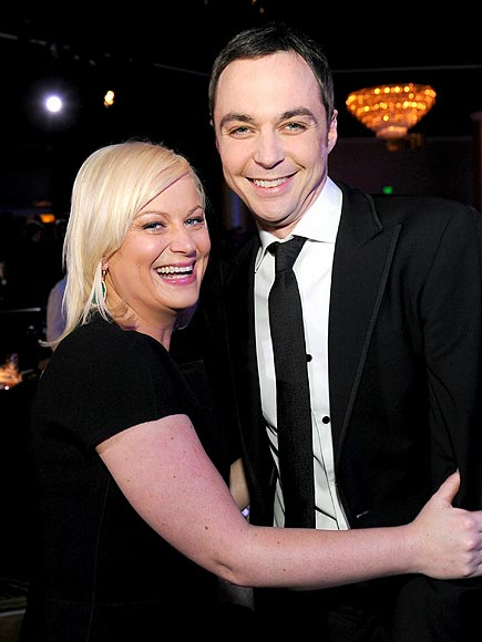 LAUGH IN photo | Amy Poehler, Jim Parsons