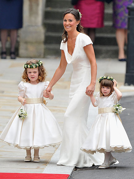 GRACE, PIPPA & ELIZA
