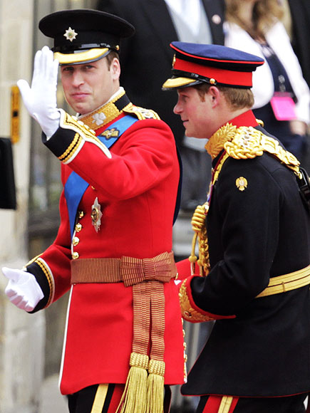 PRINCES WILLIAM HARRY photo Prince Harry Prince William
