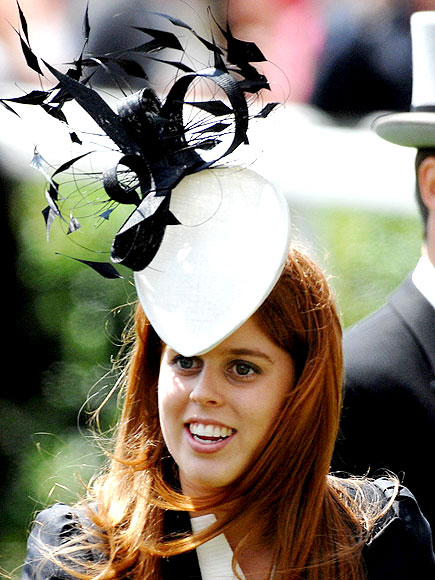 BLACK & HEIGHT photo | Princess Beatrice