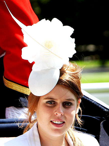 KICK SOME ASCOT photo | Princess Beatrice