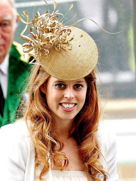 BALANCING ACT photo | Princess Beatrice