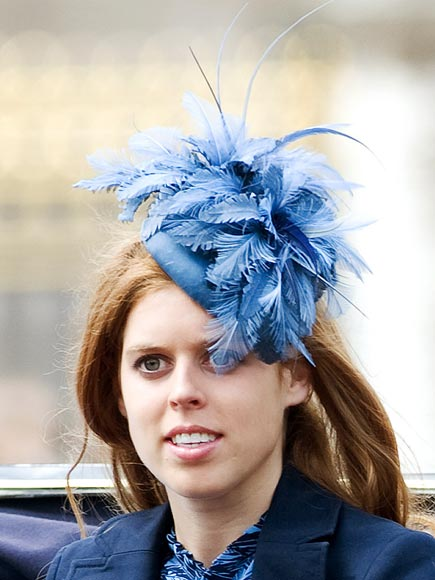 BLUE BIRD photo | Princess Beatrice