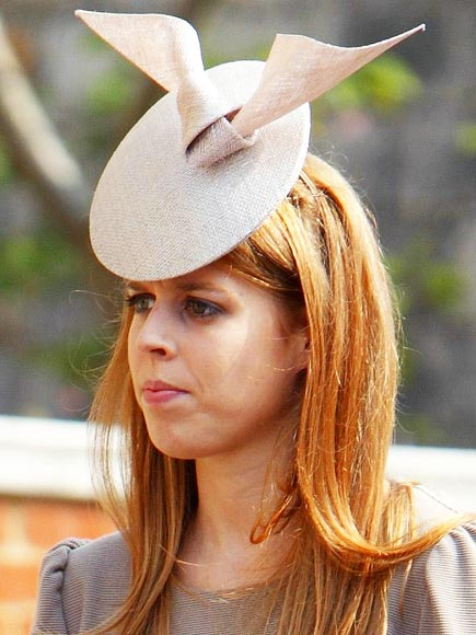 BUNNY EARS photo | Princess Beatrice