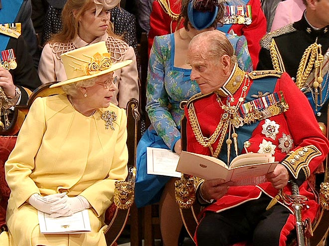 FRONT ROYAL VIEW   photo | Royal Wedding, Prince Philip, Queen Elizabeth
