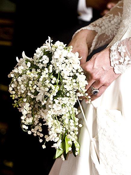 BOUQUET photo | Royal Wedding, Kate Middleton