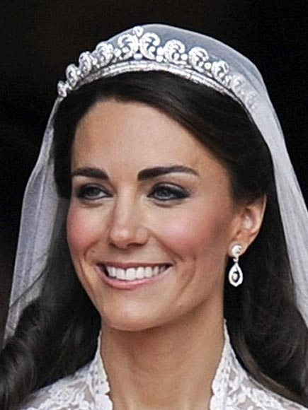 TIARA photo | Royal Wedding, Kate Middleton