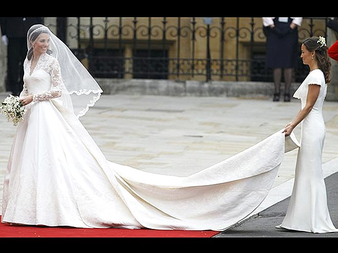 TRAIN photo | Royal Wedding, Kate Middleton