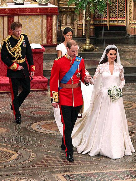 BRIDAL PARTY  photo | Kate Middleton, Pippa Middleton, Prince Harry, Prince William