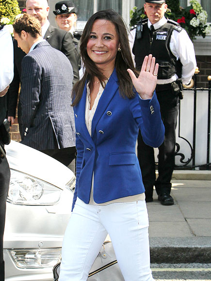 LAST WAVE photo | Pippa Middleton